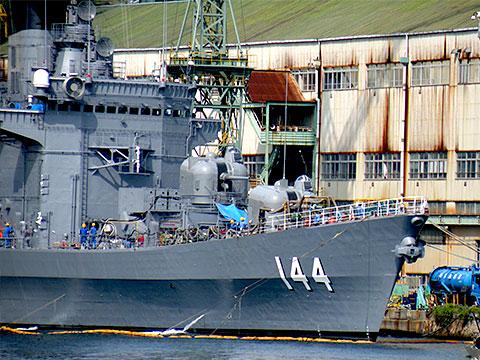 JDS Kurama, DDH-144 萌える男のMk 42 5インチ砲 Mk42 (J) ModN-7とは何が違うの?